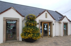 Buncrana tourism office.