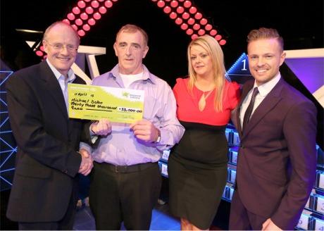 Ganadores del programa LottoEuro15