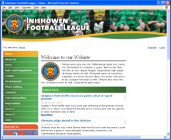 Inishowen Football League website.